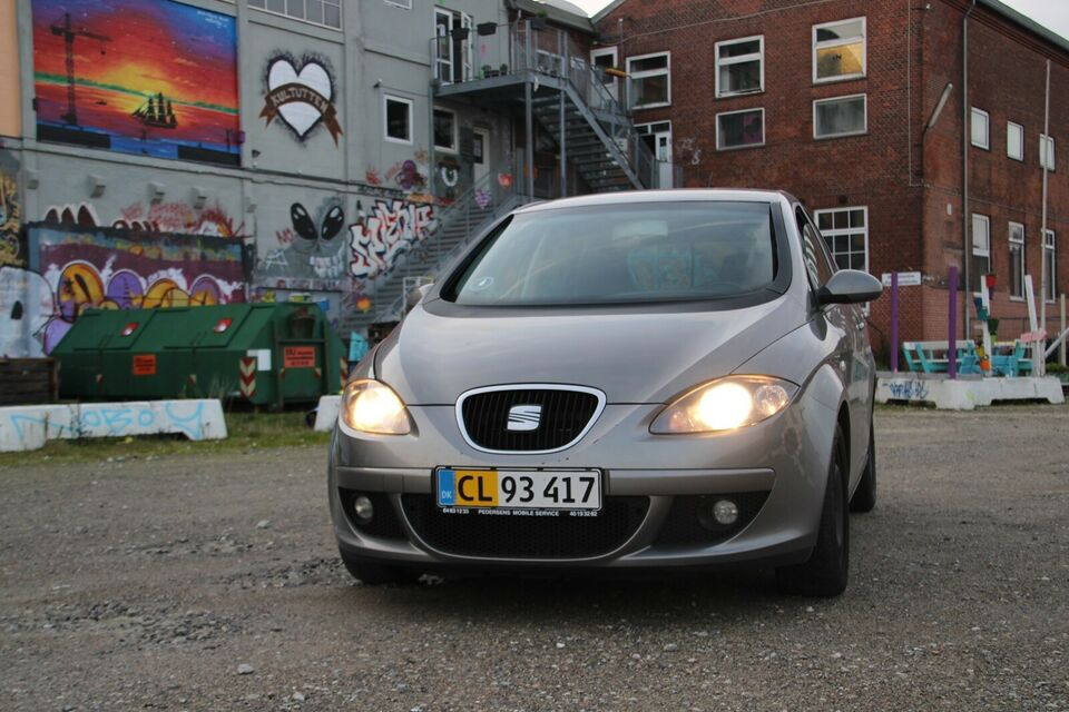 Seat Altea, 1,9 TDi 105, Diesel