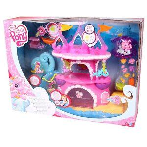 Fantasy My Little Pony 94557/94558 Mermaid Pony Playset Neu & Ovp Verpackung Der Nominierten Marke