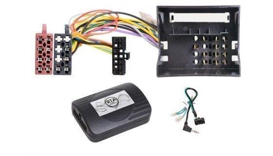 Adaptateur de Télécommande Direction Volkswagen VW Golf 5, 6 pour Volant Câble