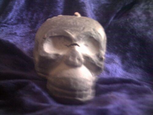 Crâne Bougies