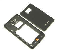 Samsung Galaxy S2 GT-i9100 Back Cover Middle Frame Mittel Rahmen Akku Deckel