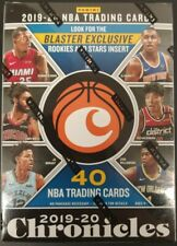 2019-20 Panini Chronicles Basketball Blaster Box Brand New and Sealed