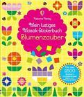 Mein lustiges Mosaik-Stickerbuch: Blumenzauber von Kirsteen Robson (2016, Taschenbuch)