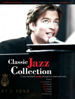 Classic Jazz Collection Sheet Music Book 014006953