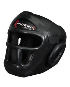 Phoenix Fight  Gear - Flight Headgear with Full Face Predection for MMA, Sparring  online shop