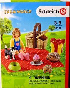 Schleich Farm World Toy Play Set