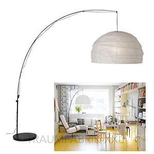 Ikea regolit xxl lounge lampe stehlampe stehleuchte for Lampada piantana ikea