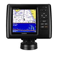 Garmin Echomap Chirp 54cv Fishfinder Gps Bluechart G2 W/ Transducer 010-01799-01