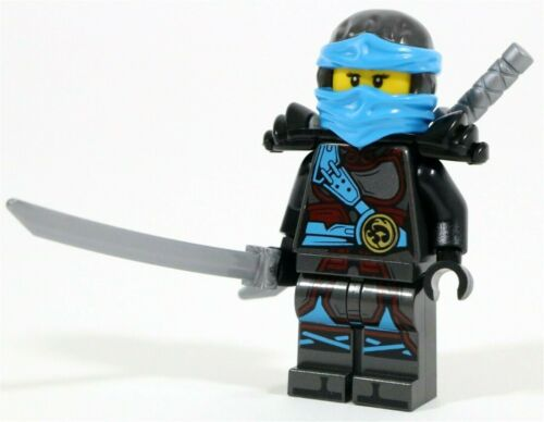 LEGO NINJAGO SAMURAI VXL NYA MINIFIGURE 70625 WATER NINJA GENUINE