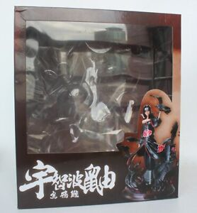 Naruto Shippuden Uchiha Itachi PVC GK Collectible Anime 26cm Figure Model Toy