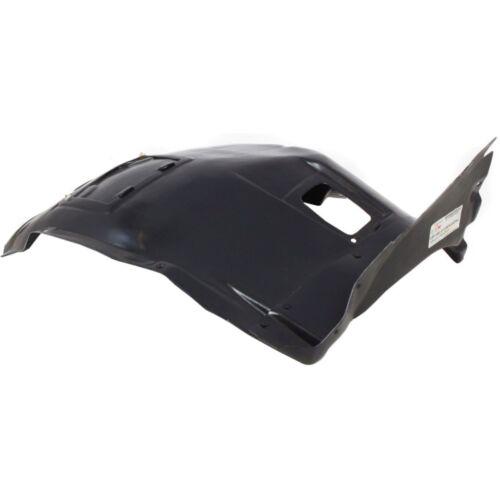 Front Section Inner Fender Splash Shield Front RH Side Fits BMW 328i BM1251115