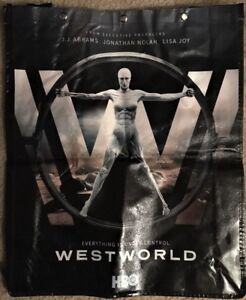 Westworld-SWAG-BAG-San-Diego-Comic-Con-2017-Official-Promotional-HBO-Product-New