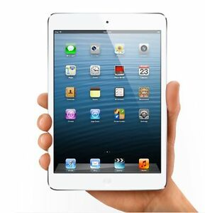 APPLE-iPAD-MINI-RETINA-DISPLAY-16GB-WiFi-7-9in-WHITE-BRAND-NEW-FREE-SHIPPING