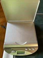 Dymo 5 Lb Electronic Scale Model 40149 Pelouze Usb Or Battery Operated