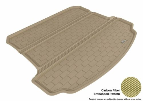 For 07-13 Acura MDX Kagu Tan All Weather Cargo Area Liner