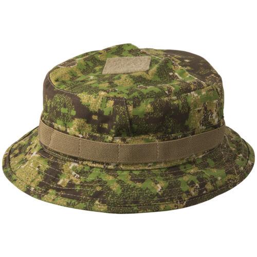 Helikon Military GI Boonie Jungle Bush Cadet Mens CPU Hat PenCott GreenZone Camo