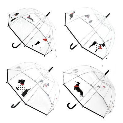 Galleria Art Print Caminar Paraguas de longitud-Lluvia Gatos /& Perros