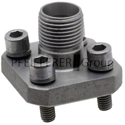 """Hydr WP-3-LK40-G012 Pumpenflansch WP-Flansch-LK40-1//2/"""" V-Nr"""