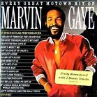Every Great Motown Hit of Marvin Gaye [Remaster] by Marvin Gaye (CD, May-2000, Motown)