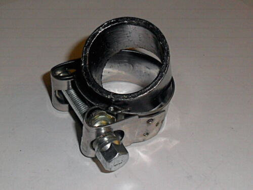 STAINLESS EXHAUST CLAMP /& SEAL for HONDA XR125