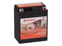 Replacement For Yamaha 225cc Xt225 Serow, 1992-2000 Agm Battery