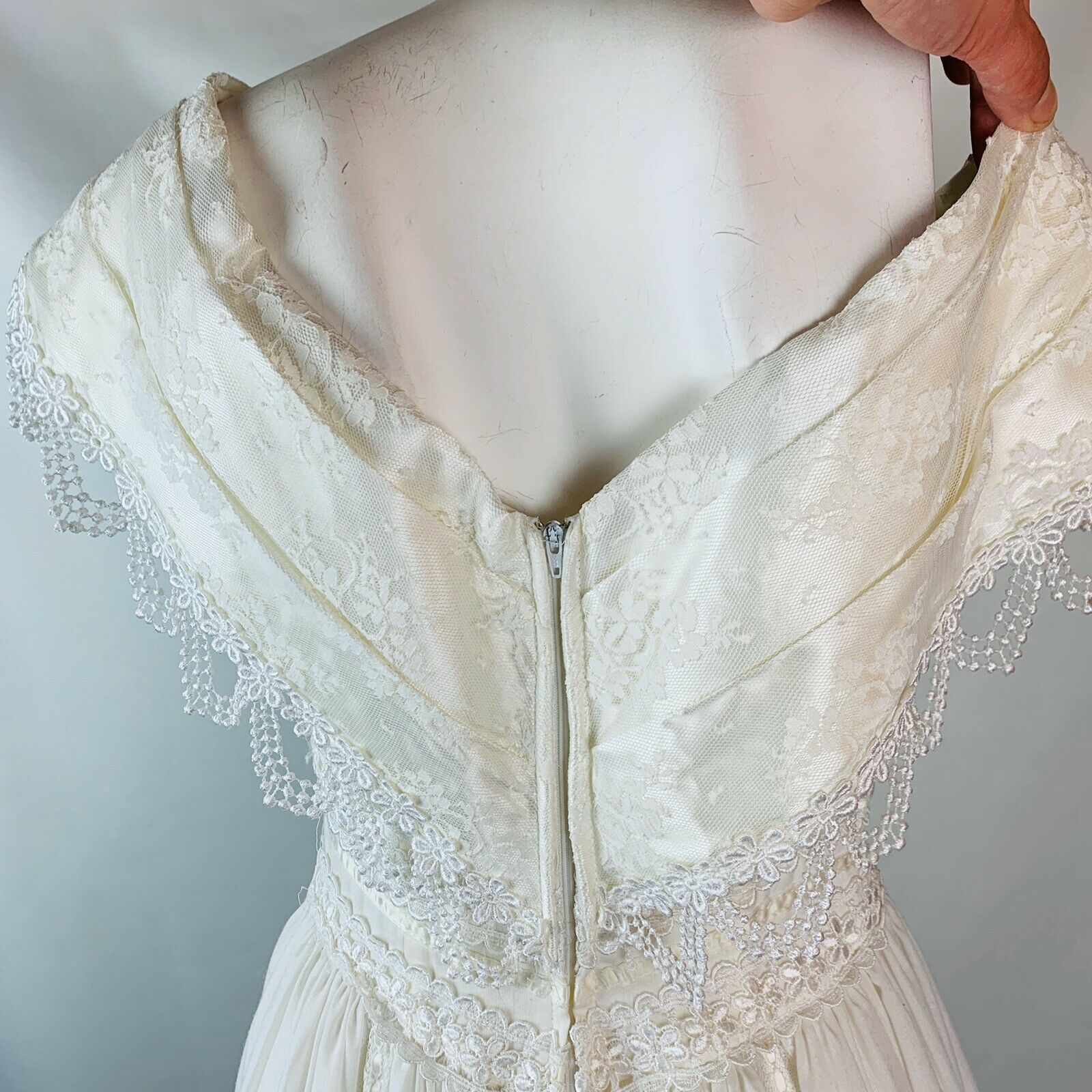 Jessica McClintock Bridal Gunne Sax Women's vinta… - image 5