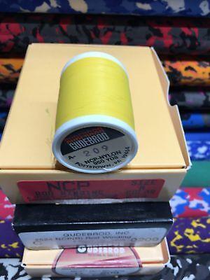 NCP size C 100 yard Nylon Threads for Rod Making set #1