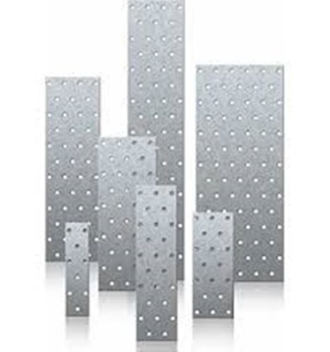 Lochplatten Holzverbinder Lochbleche Nagelplatten Flachverbinder Winkel verzinkt