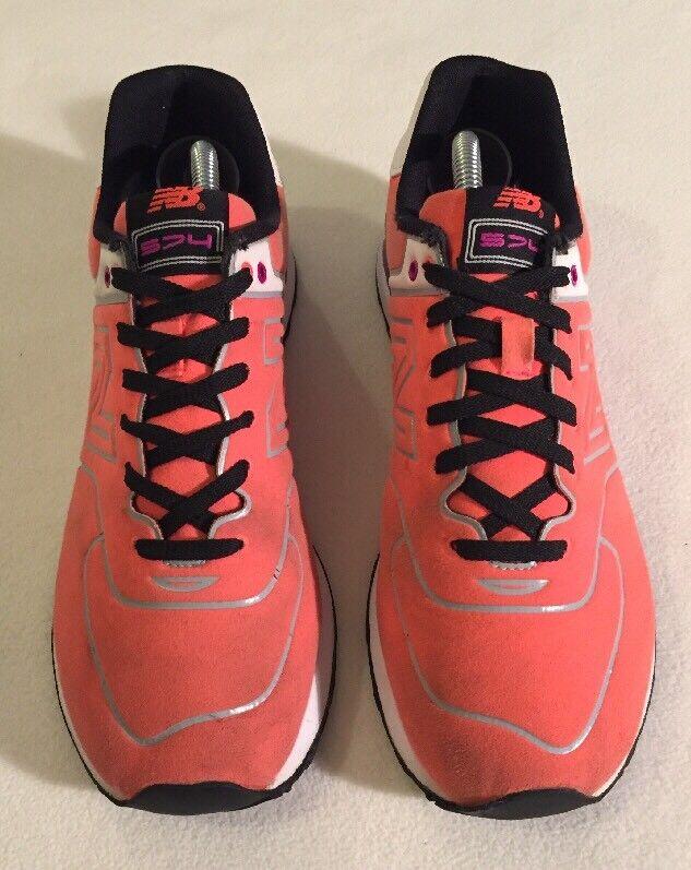 Chaussures Femme New Balance 574 néons Running Baskets