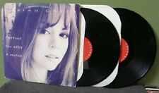 "Mariah Carey ""Anytime You Need A Friend""  2x12"" Orig MInistry of Sound Jay-Z"