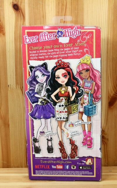 Ever After High Doll Ginger Breadhouse Daughter of The Candy Witch 2015 Mattel for sale online