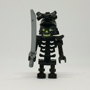 LEGO® Minifigure Ninjago Master ofthe Mountain Awaken Warrior+sword njo608 71722