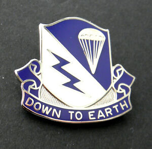 Army-Airborne-507th-Parachute-Infantry-Regiment-Crest-Lapel-Pin-Badge-1-25-inch