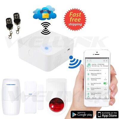 Dedito Antifurto Allarme Casa Wifi Sicurezza Wireless Smart Videosorveglianza Rinfrescante E Arricchente La Saliva