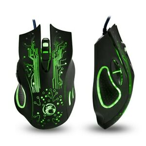 Gaming-Maus-Wired-Computer-Maus-USB-Silent-Gamer-Maeuse-5000-Dpi-PC-Mause-6