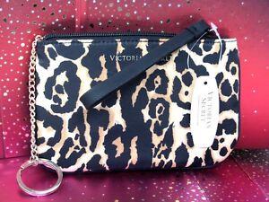 a648bd7408d48 Victoria's Secret Mini Cosmetic Makeup Bag Wallet WrIstlet Pouch ...
