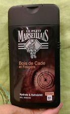 """Le Petit Marseillais Docciaschiuma Bois de """"cade et Fougere ginepro FELCE 250 ML"""