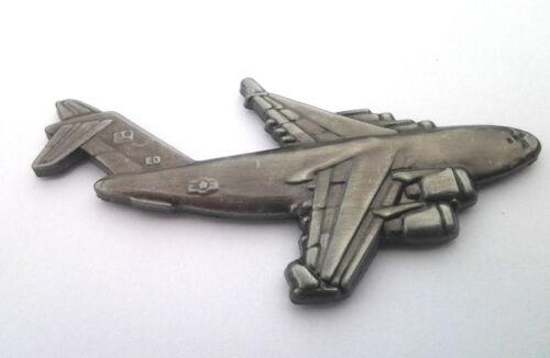C-17 GLOBEMASTER  Military Veteran US AIR FORCE Hat Pin 16160 HO LP LARGE