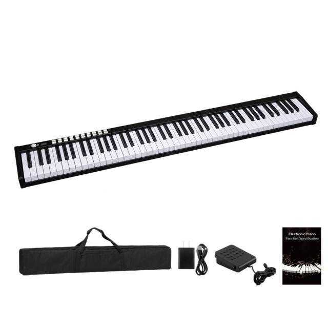 Roland Fp 30 Black 88 Keys Bluetooth Built In Speakers Digital Piano For Sale Online Ebay