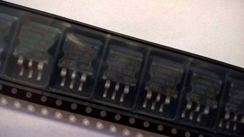 ZAA25  Lot of 10 pcs  LD1086D2M33TR IC Voltage Regulator LDO 3.3V 1.5A  D2PAK//A