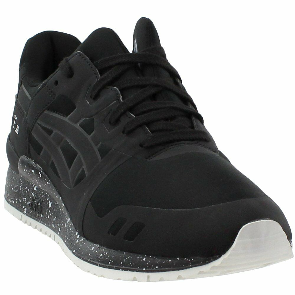 ASICS ASICS ASICS Gel-Lyte III No-Sew Sneakers - Black - Mens cdc530