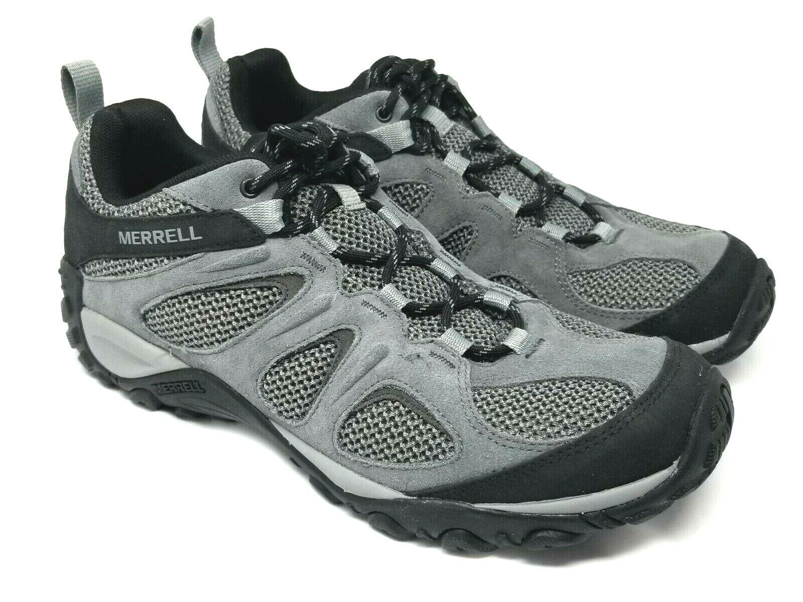Merrell Yokota 2 Men's TRAIL Hiking Shoes Castlerock Gray Size 11 EUR 45 T288