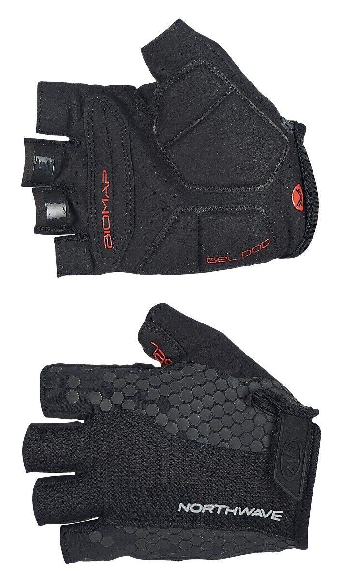 Northwave Evolution Fahrrad Handschuhe kurz black 2019