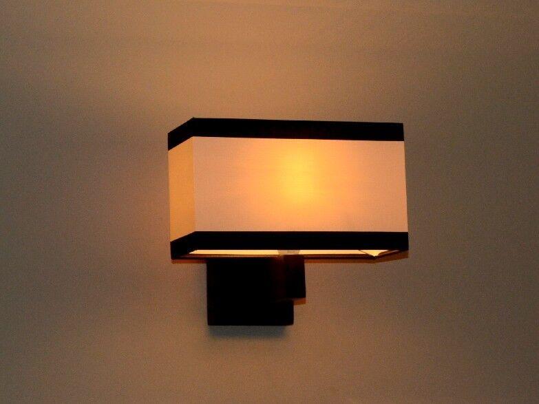 Bw1 applique da da da parete lampada 1 bruciatore milano di