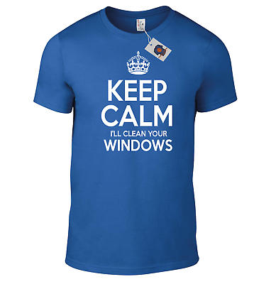 /'Keep Calm and Drive a Lincoln/' Navigator Silver Town Car Funny T-shirt
