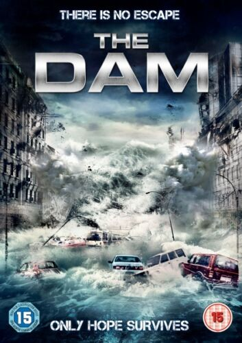 1 of 1 - Dam, The (DVD) (NEW AND SEALED) (DISASTER, ACTION) (REGION 2) (FREE POST)
