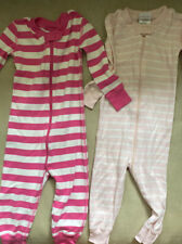 New Unisex Hanna Andersson PJs One-piece Llama Red Zip 80cm US 18-24 Months