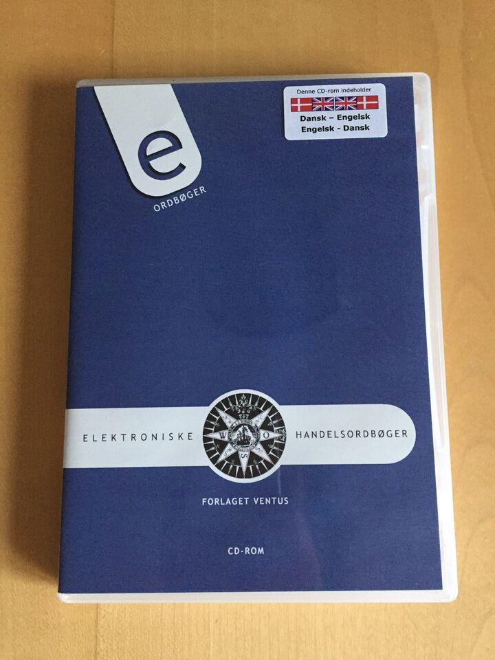 engelsk handelsordbog