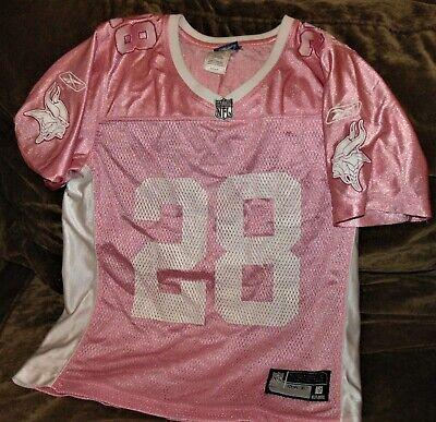 pink vikings jersey