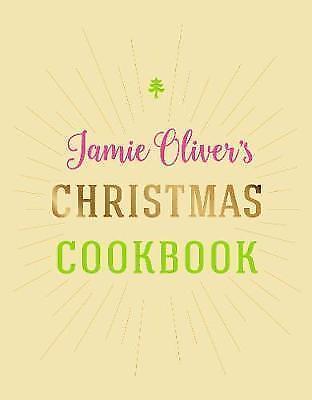 Jamie Oliver's Christmas Cookbook by Jamie Oliver (Hardback, 2016)